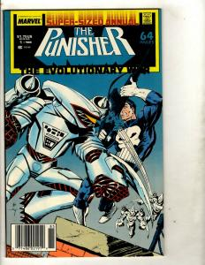 Lot of 13 Punisher Marvel Comics # 1 57 34 32 25 23 22 20 19 18 17 16 15 DS2
