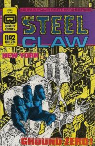 Steel Claw, The #2 VF/NM; Fleetway Quality | save on shipping - details inside