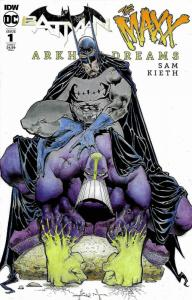 Batman The Maxx Arkham Dreams #1 Cvr B (IDW, 2018) NM