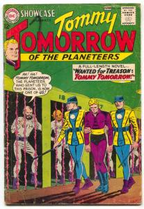 Showcase Comics #44 1963- Tommy Tomorrow- Dc Silver Age VG-
