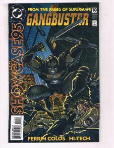 Showcase 95: Gangbuster #10 VF DC Comics Comic Book Nov 1995 DE23