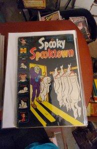 Spooky Spooktown #20 (1967)