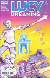 Lucy Dreaming #1 VF/NM; Boom!   save on shipping - details inside