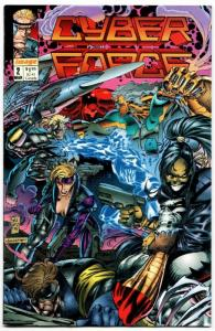 Cyber Force #2 (Image, 1993) NM