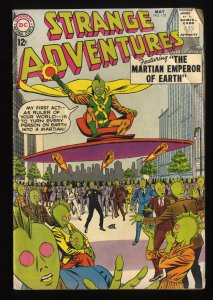 Strange Adventures #152 GD+ 2.5 DC Comics