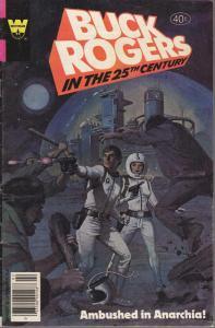 Buck Rogers (Gold Key/Whitman) #6A FN; Gold Key | save on shipping - details ins