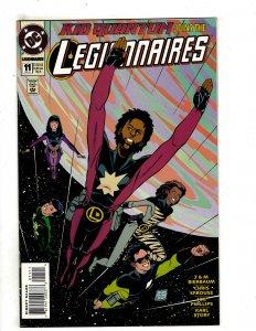 Legionnaires #11 (1994) DC Comic Superman Flash OF7