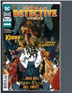 Detective Comics #992 (2019)
