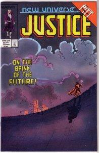 Justice   (Marvel)   #18 VG (Pitt)