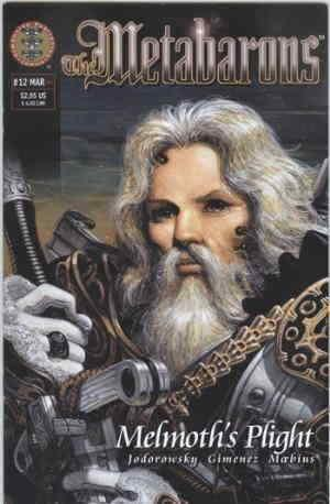 Metabarons, The #12 VF/NM; Humanoids   save on shipping - details inside