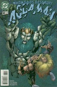 Aquaman (1994 series) #34, NM- (Stock photo)