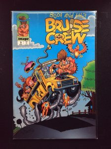 Boof and the Bruise Crew #2 (1994)