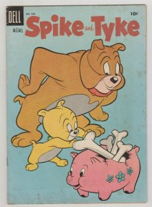 M.G.M.'s SPIKE and TYKE DELL FOUR COLOR #638 VG 1955