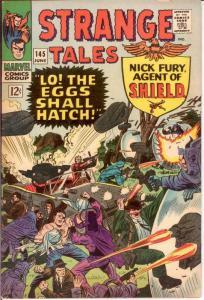 STRANGE TALES 145 FINE  June 1966 COMICS BOOK