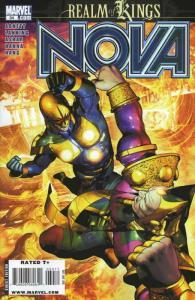Nova (4th Series) #34 VF/NM; Marvel   save on shipping - details inside
