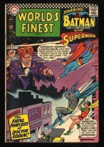 World's Finest Comics #160 VG 4.0