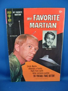 MY FAVORITE MARTIAN 7 Fine Photo Cover 1966