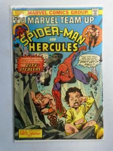 Marvel Team-Up (1st Series) #28, 7.0 (1974)