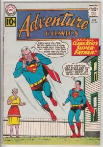 Adventure Comics #289 (Oct-61) FN/VF+ High-Grade Superboy