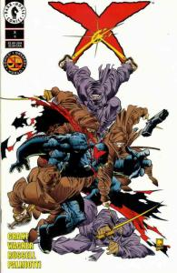 X #6 VF/NM; Dark Horse | save on shipping - details inside