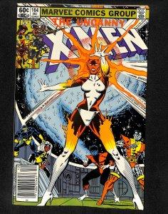 Uncanny X-Men #164 Phoenix!