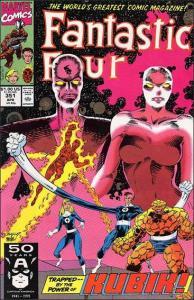 Marvel FANTASTIC FOUR (1961 Series) #351 VF