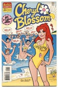 Cheryl Blossom #1 of 3 1995- DeCarlo- Archie Comics FN