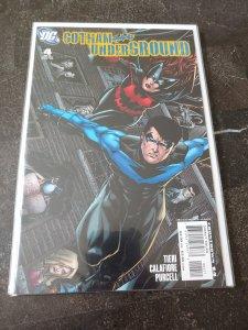 Gotham Underground #4 (2008)