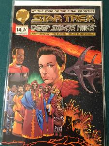 Star Trek Deep Space Nine #14 Malibu Comics