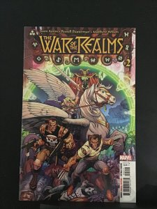 War of the Realms #2 (2019)
