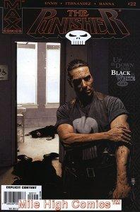 PUNISHER MAX (2004 Series) #22 Near Mint Comics Book