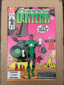 Green Lantern #17 (1991)