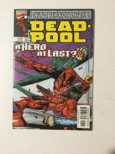 Deadpool 25 NM Near Mint Marvel Comic