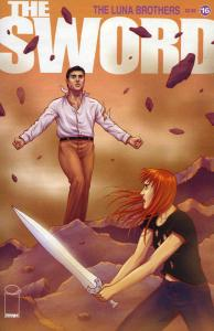 Sword, The #16 VF/NM; Image   save on shipping - details inside