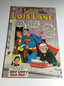 Superman's Girlfriend Lois Lane 40 Fn Fine 6.0 DC Comics