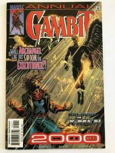 Gambit Annual #2000  X-Men Archangel Nicieza, Smith, Derenick NM