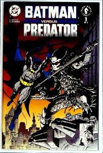 Batman Versus Predator #1 (1991)