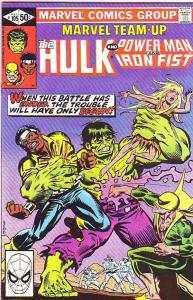 Marvel Team-Up #105 (May-81) NM Super-High-Grade The Incredible Hulk