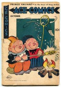 Ace Comics #91 1944- Phantom- Jungle Jim G