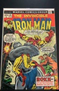 Iron Man #64 (1973)