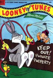 Looney Tunes and Merrie Melodies Comics #141, Fine (Stock photo)