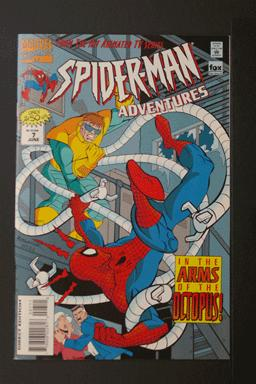 Spider-Man Adventures #7 June 1995