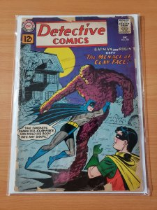 Detective Comics #298 (1961) FIRST SILVER AGE APPEARANCE OF CLAYFACE!