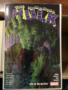 Immortal Hulk: Or Is He Both? Vol. 1 TPB (2018) NM