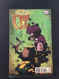 The Marvelous Land of Oz #7 (2010)