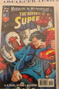Adventures of Superman 515 9-4-nm