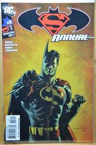 Superman/Batman Annual #3 (2009) VF-NM