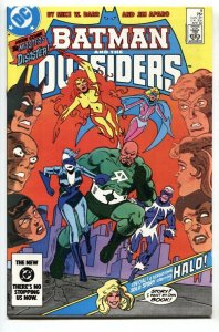 BATMAN AND THE OUTSIDERS #9-First SHAKEDOWN-Black Lightning