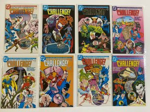 DC Challenge set #1-12 all 12 different books 8.0 VF (1985 to 1986)