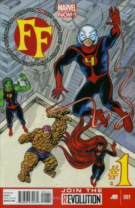 FF (2nd Series) #1 VF/NM; Marvel   save on shipping - details inside